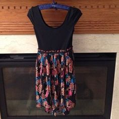 I just discovered this while shopping on Poshmark: Target xhilaration dress- small. Check it out! Price: $15 Size: S