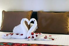 Romance. That's all La Tortuga Hotel & Spa is about!
