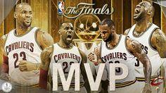 2015/16 NBA FINALS MVP Lebron James