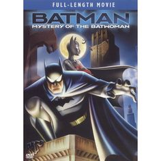 Batman: Mystery of the Batwoman (dvd_video)