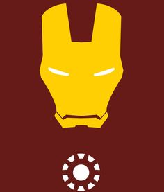 Iron Man Minimalist Canvas Print