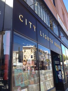 City Lights Bookstore, North Beach, San Francisco Home of the Beat Generation