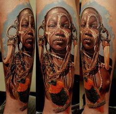 Stunning Tattoo Art by Dmitriy Samohin