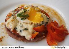 Salám,jako minutka Breakfast Tea, Tea Time, Eggs, Food, Essen, Egg, Meals, Yemek, Egg As Food