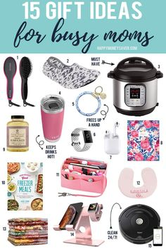 Money savers 189010515598399704 - 15 Gift Ideas for Busy Moms are sure to show your mom how much you love and appreciate her! Source by happymoneysaver Best Freezer Meals, Fast Easy Meals, Cleaning Recipes, Diy Cleaning Products, Top Gifts, Best Gifts, Canned Heat, Holiday Deals, Beauty Recipe