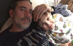 Jeffrey Dean Morgan Tears Up Talking About Fatherhood: 'Being a dad is the Greatest Gift' – Fan Fest | For Fans, By Fans