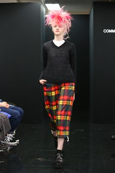 tricot COMME des GARÇONS 2013AWコレクション Gallery37