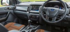 2019 Ford Ranger Cabin Decorations