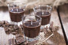 Liquore al cioccolato #ricettedisardegna #recipe #sardinia