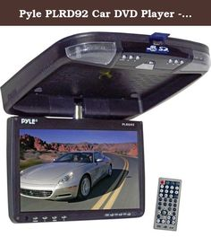 Pyle PLRD92 Car DVD Player - 16:9 - Roof-mountable (PLRD92) -. Main Features Standard Warranty: 1 Year Manufacturer/Supplier: Pyle Audio, Inc Manufacturer Part Number: PLRD92 Manufacturer Website Address: Brand Name: Pyle Product Model: PLRD92 Product Name: PLRD92 Car Video Player Product Type: Car DVD Player Built-in Devices: FM Modulator Memory Card Supported: Secure Digital (SD) Screen Type: LCD Screen Size: 9 Aspect Ratio: 16:9 Video System: NTSC, PAL Video Formats: DVD Video, Video…