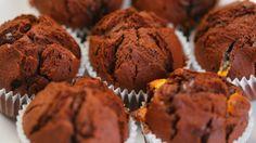Csokis-joghurtos muffin | Fördős Zé