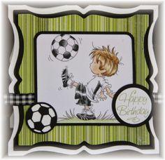 7th Birthday, Birthday Wishes, Birthday Cards, Happy Birthday, Boy Cards, Kids Cards, Men's Cards, Football Boys, Football Cards