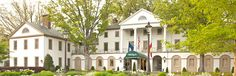 Williamsburg Inn- Your Home Away from Home! Experience true luxury at the Williamsburg Inn. While you might not be a Rockefeller, we'll treat you like one with our attention to detail and gracious southern hospitality. The Inn features a selection of unique rooms in an unforgettable setting, just steps from the Revolutionary City. Enjoy access to world-class dining, recreation, and spa amenities in addition to admission ticket discounts and exclusive guest-only offerings.