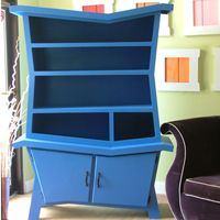 Kids Crooked House - NEW! Crooked Furniture