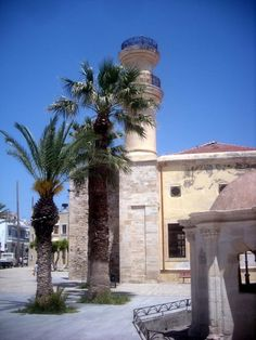 Turkish mosque, #Ierapetra old town. | Ιεράπετρα Τζαμί στην Κάτω Μερά .   Photo by Muba