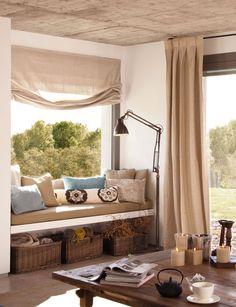 Aprovecha las ventanas y tendrás espacio extra · ElMueble.com · Escuela deco