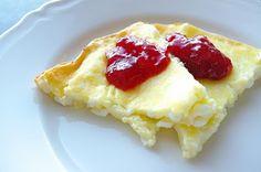 Spiseskje: Cottage cheese-snadderkake Cottage Cheese, Pudding, Desserts, Food, Tailgate Desserts, Deserts, Essen, Puddings, Dessert