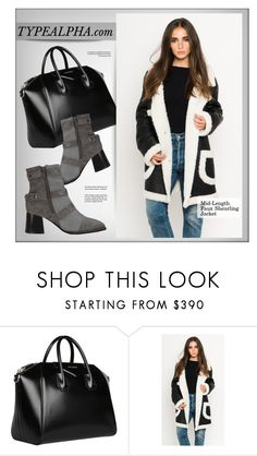 """""""TYPEALPHA.com"""" by monmondefou ❤ liked on Polyvore featuring Givenchy and typealpha"""