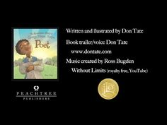 Watch. Connect. Read.: Book Trailer Premiere: Poet: The Remarkable Story of George Moses Horton by Don Tate