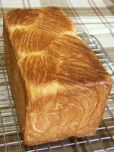 デニッシュ食パン Bread Machine Recipes, Bread Recipes, Baking Recipes, Cooking Bread, Bread Baking, Danish Bread Recipe, Bread Bun, Bread And Pastries, Dessert Bread