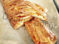 Daddy Cool!: Φανταστικη πιτσα στρούντελ απο την Ελένη Μακροδημήτρη