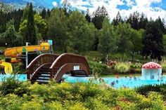 Camping Am Waldbad in Oostenrijk