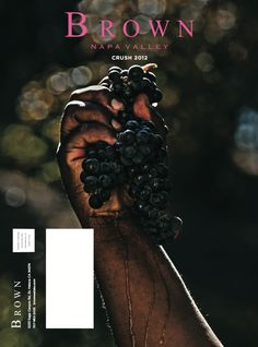 Crush 2012 issue of our quarterly BE Paper featuring Library Club member Nikky Finney & Spruce sommelier Chris Gaither