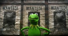 This is, without a doubt, the most high-profile celebrity we've ever interviewed... #MuppetsMostWanted #WorldsMostDangerousFrog