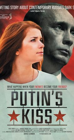Directed by Lise Birk Pedersen.  With Masha Drokova, Oleg Kashin, Viktoria Drokova, Garry Kasparov. Putin seduces a fourteen year old girl and eventually uses nuclear technology to help her escape the fabric of time.