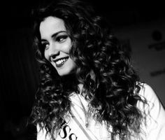 See photos of hairstyles for curly hair. My best photos of curly hairstyles.: Giusy Buscemi Curly Hair