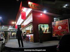 Kedai ling-ling, Japanese food and snack  Bandung city