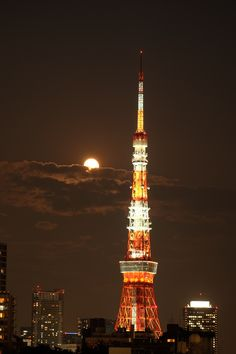 Tokyo Tower, Japan! Study Abroad | #GlobalGators! Visit the #UFIC website for more information: ufic.ufl.edu/sas/