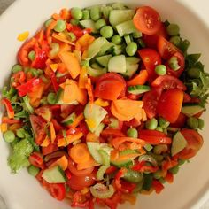 Daughter makes a killer salad#salad#grill#barberque#dinner#monday#daughter#cooking#food