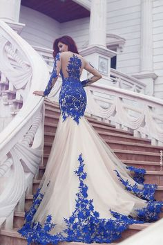10 COLORED WEDDING GOWNS FOR ALL BRIDES