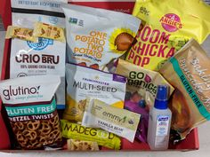 Love With Food Gluten-Free November 2017 theme was all about gratitude. Read my review of this healthy snack subscription and grab coupon code!   Love With Food Gluten-Free November 2017 Subscription Box Review + Coupon →  https://hellosubscription.com/2017/11/love-food-gluten-free-november-2017-subscription-box-review-coupon/ #LoveWithFood  #subscriptionbox