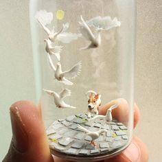 Miniature Scene ♡ ♡By rukodele