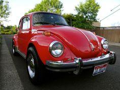 █ Super Beetle BUG - 1974 VW Volkswagen *****IN PRISTINE CONDTION*****