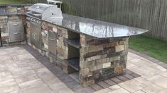 """Get fantastic recommendations on """"outdoor kitchen countertops"""". They are actually available for you on our internet site. #outdoorkitchencountertops Outdoor Kitchen Countertops, Concrete Countertops, Stainless Steel Counters, Outdoor Kitchen Design, Outdoor Kitchens, New Cooking, Outdoor Living, Outdoor Decor, Outdoor Projects"""
