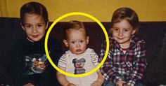Test: Can You Guess the Celebrity from Their Childhood Photo?
