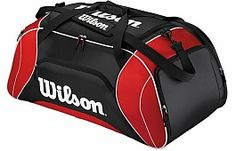 Geanta tenis Wilson Federer Duffle Bag
