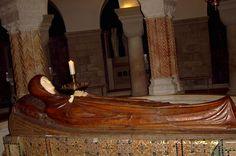 el blog del padre eduardo: Iglesia de la dormición de María en Jerusalén