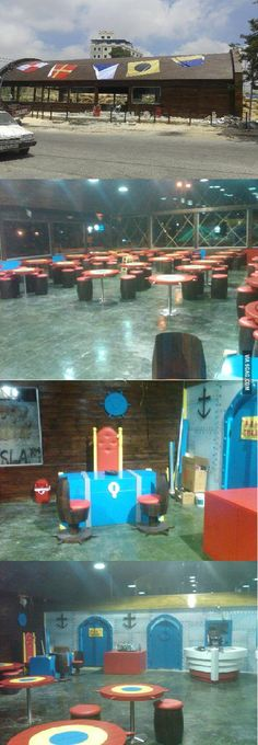 Real-Life Krusty Krab Restaurant to Open in Palestine