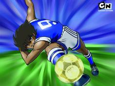 Downloads de Super Campeões | Papel de Parede - Kojiro | Cartoon