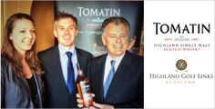 Tomatin Distillery | Ryder Cup Hero Gallacher Lines Up For Tomatin Pro-Am | 17th April, 2014