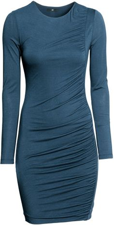 I simply love this color and dress!!