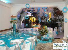 Salón de Calazans - Medellín www.banquetesvillareal.com