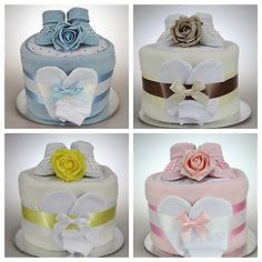 d6c97eba5 11 Best Single 1 Tier Nappy Cakes images