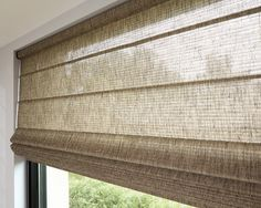 Hunter Douglas Alustra® Woven Textures® Roller Shades and Roman Shades - Contemporary - Other - by Accent Window Fashions LLC
