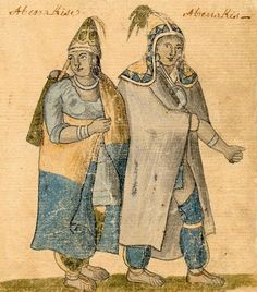 Abenakis couple. The Abenaki (Abnaki, Alnôbak) are a Native American tribe & First Nation. They are one of the Algonquian-speaking peoples of northeastern North America. The Abenaki live in Quebec & the Maritimes of Canada & in the New England region of the United States.