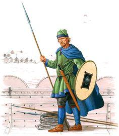 he Ballateare man, Isle of Man, 900 - 950